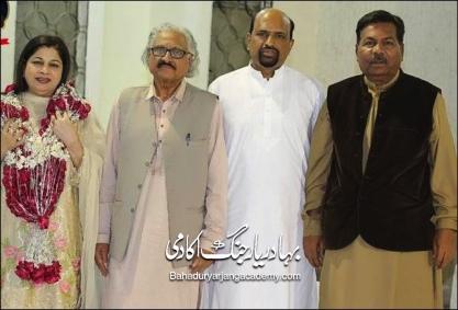 Mir Osman Ali Khan Mushaira P19